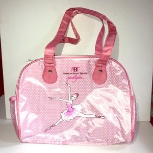 Other - American Ballet Theatre Duffle Dance Pink Bag